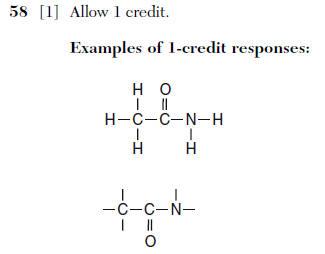 Acetamide Lewis Structure Regents Chemistry Exam...