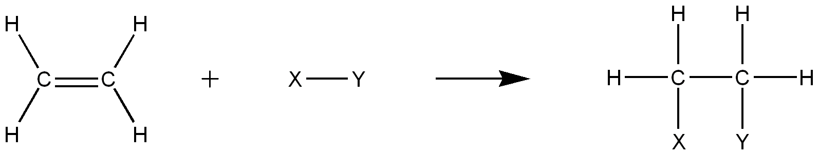 Dehydration Reaction Example Addition